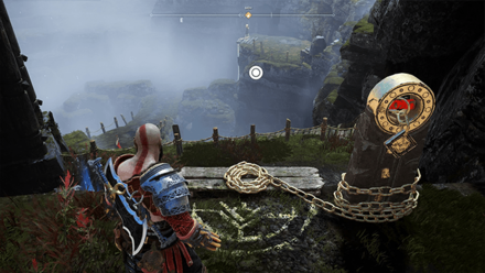 GoW - Hail to the King Chain Leading to Mystic Gateway