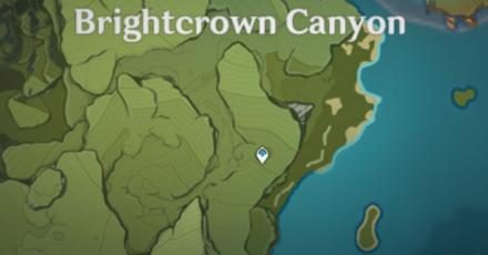 Genshin - Kurious Kamera - Brightcrown Canyon.png