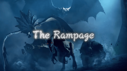 The Rampage is an Invasion