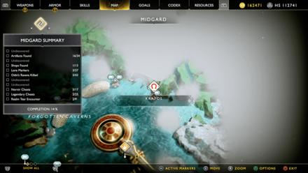 GoW Abandon Ship - Artifact 6 Map.png