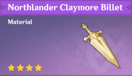 How to Get Northlander Claymore Billet and Effects