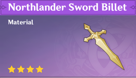 How to Get Northlander Sword Billet and Effects