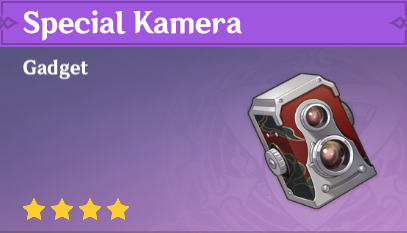 How to Get Special Kamera and Effects