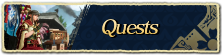 List of Quests