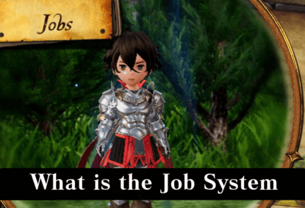 Bravely Default 2 What is the Job System
