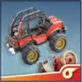 SSBU Toy-Con Car