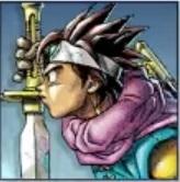 SSBU Hero (Dragon Quest III)