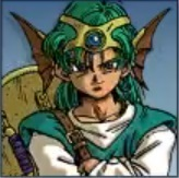 SSBU Hero (Dragon Quest IV)