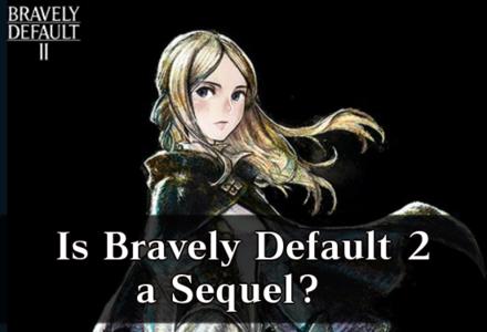 Bravely Default 2 A Sequel