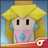 SSBU Peach (Paper Mario: The Origami King)