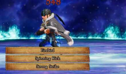 Bravely Default 2 Multiple Actions