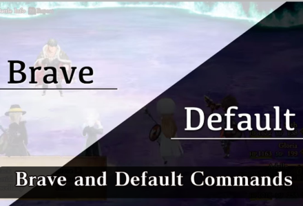 Brave and Default