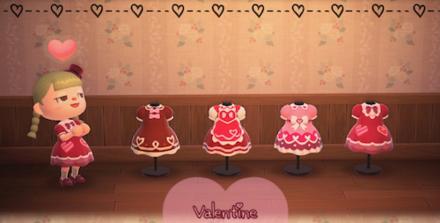 ACNH - Custom Designs - Valentine Dress.png