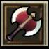 Bravely Default 2 Ax Icon