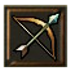 Bravely Default 2 Bow Icon