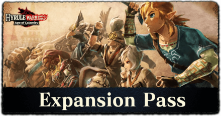 Dlc Announced All New Content Included In The Expansion Pass Hyrule Warriors Age Of Calamity Game8