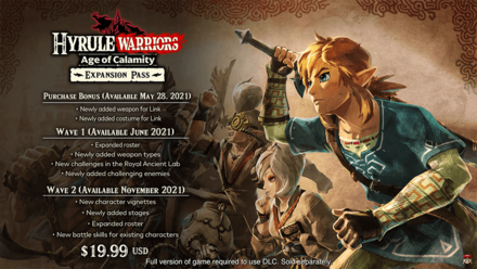 Hyrule Warriors Age of Calamity Expansion Pass Details.png