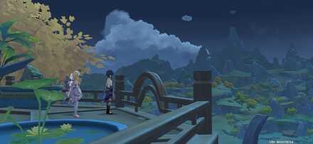 Genshin - Top Image - Light Upon the Sea.jpg