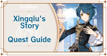 Genshin Impact - Bookworm Swordsman Story Quest