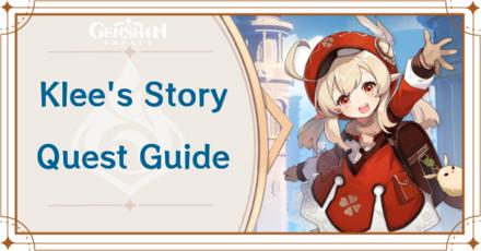 Genshin Impact - True Treasure Story Quest