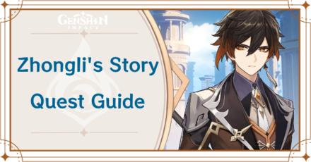 Genshin Impact - Sal Flore Story Quest