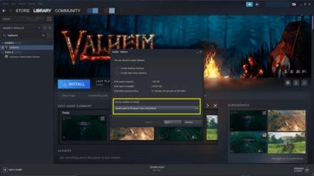 Valheim - How to Install on Steam 2.png