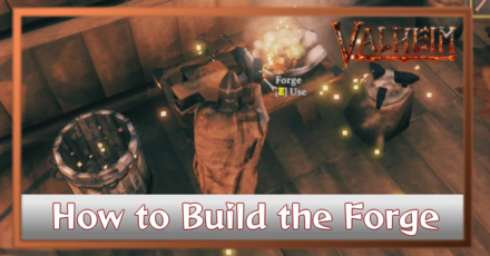 How to Build the Forge Banner