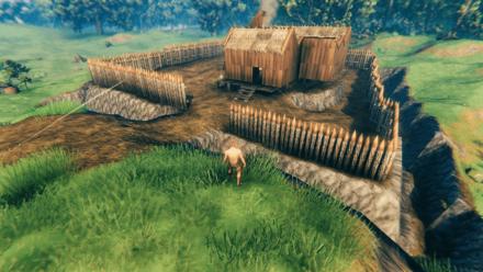 Valheim (Raids) - Plan Your Base