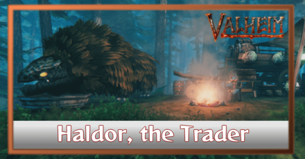 Haldor the Trader Banner
