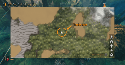 Haldor Map Icon