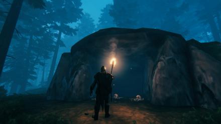 Valheim - Troll Cave