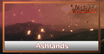 What are Ashlands Biomes