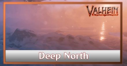 What are Deep North Biomes