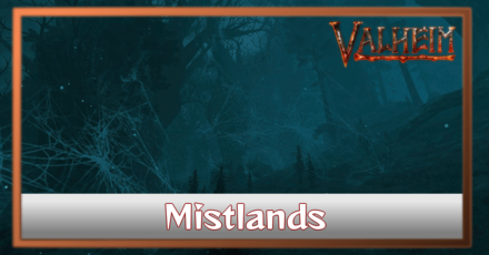 What are Mistlands Biomes