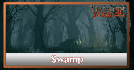 What are Swamp Biomes