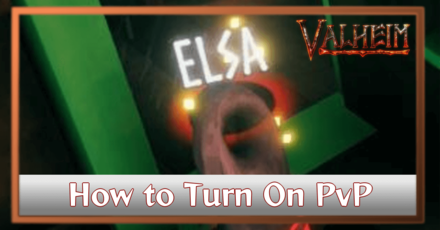 How to Turn On PvP Banner