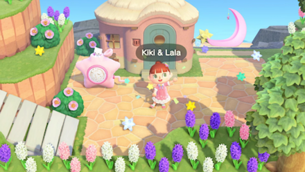 ACNH - Sanrio Collab - Little Twin Stars - Kiki & Lala Clothes