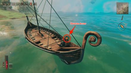 Sailing Reverse