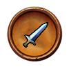 Bravely Default 2 - Swords Icon