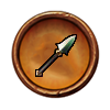 Bravely Default 2 - Spears Icon