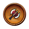 Bravely Default 2 - Axes Icon