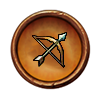 Bravely Default 2 - Bows Icon