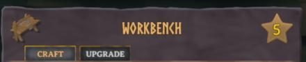 Workbench Level 5