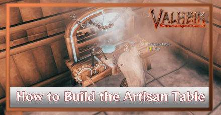 How to Build the Artisan Table Banner