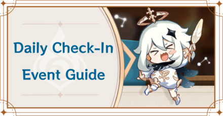 Genshin Impact- Daily Check-In Event Guide
