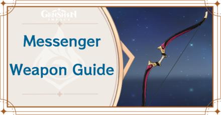 Genshin Impact - Messenger Bow