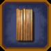 Wood Tower Shield Image