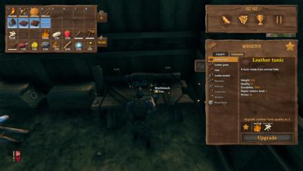 Valheim (Walkthrough & Progression) - Upgrade your Leather Armor.png