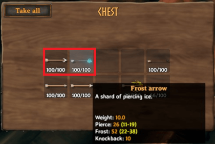 Valheim (Walkthrough & Progression) - Stock Up on Silver and Frost Arrows.png
