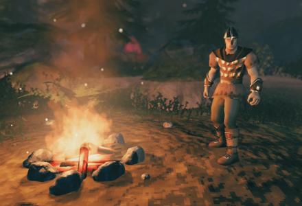 Valheim Bronze Armor